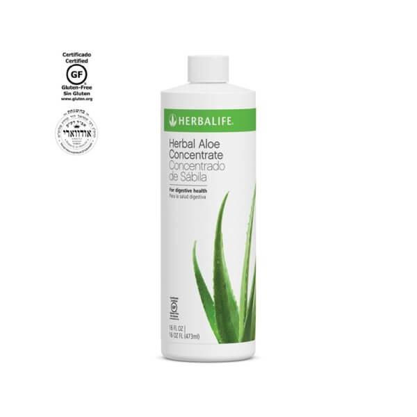 Concentrado de Sábila Herbalife sabor Original