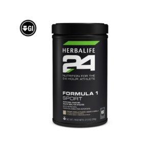 Formula 1 Sport Herbalife sabor Vainilla 780 g
