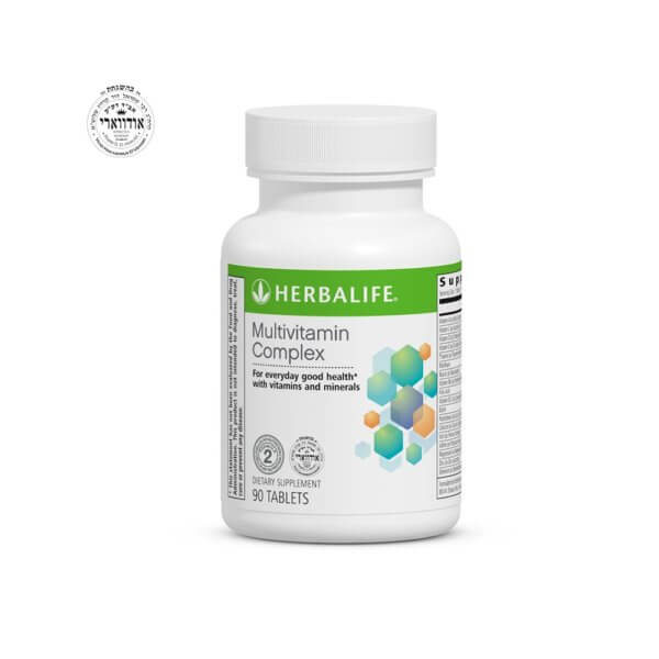 Formula 2 Multivitamin Complex Original 90 Tab. Herbalife