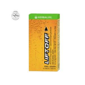 Liftoff Herbalife sabor Naranja 10 Tab