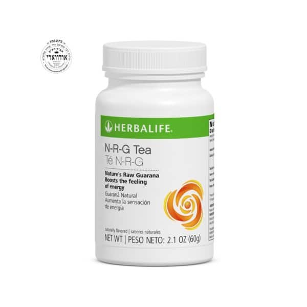 N-R-G Nature_s Raw Guarana Herbalife Té 2.12 Oz