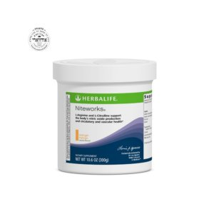 Niteworks Herbalife sabor Naranja-Mango 10.6 Oz