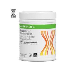 Polvo de Proteína Personalizado Herbalife 12.7 Oz