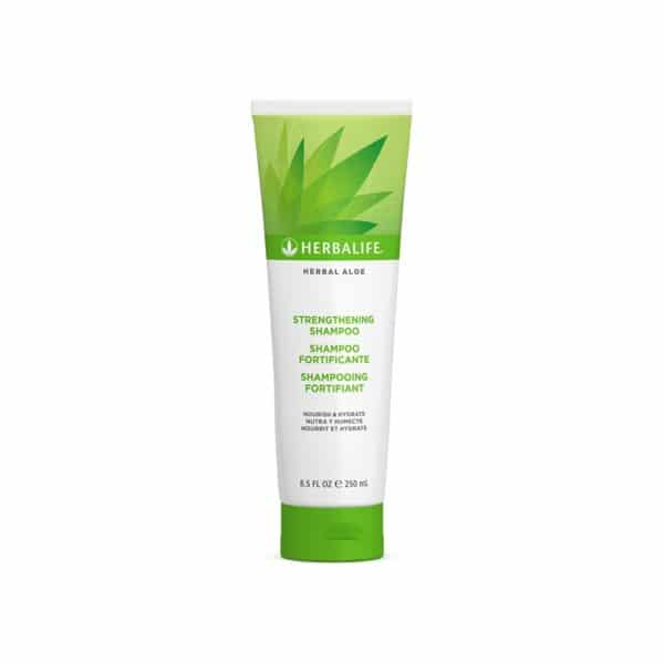 Shampoo Fortificante Herbal Aloe Herbalife 250 mL