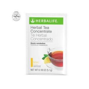 Té Herbal Concentrado Herbalife Sobres sabor Limón (15 u.)