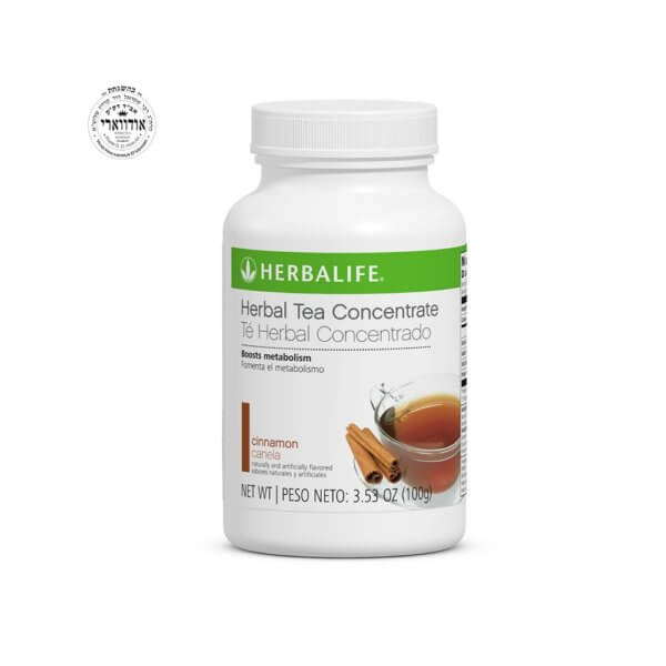 Té Herbal Concentrado Herbalife sabor Canela 3.53 OZ