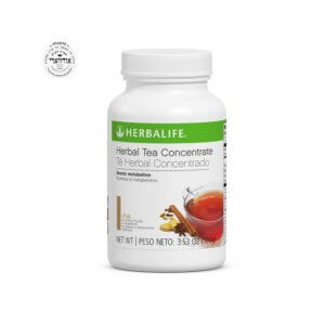 Té Herbal Concentrado Herbalife sabor Chai con Ingredientes no Transgénicos 3.53 Oz