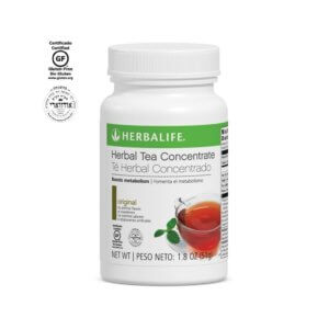 Té Herbal Concentrado Herbalife sabor Original 1.8 Oz